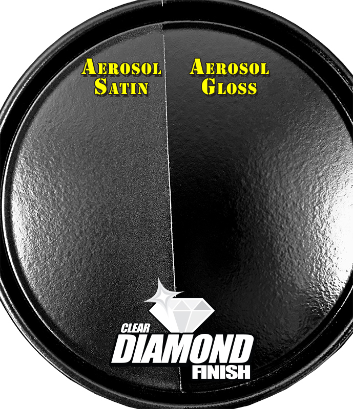 Diamondfinish Clear Clear Coat Non Yellowing High Gloss