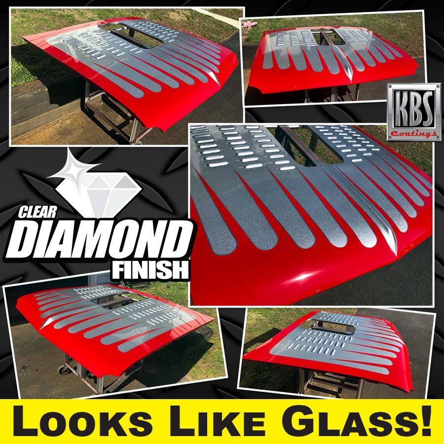 DiamondFinish Clear - 1K Automotive Clear Coat