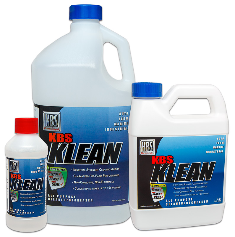 KBS Coatings has developed several helpful cleaners and coatings to help you renew gas tanks and other metal items. Old fuel tanks are notorious for dirt and grime inside as well as leaks. KBS Coatings fuel tank sealer kits provide everything you need to clean and coat the inside of a fuel tank.