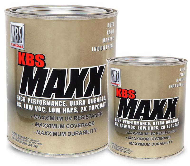 Kbs Top Coater Professional Aerosol Spray Top Coat Paint