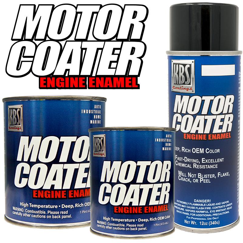 Motor Coater Engine Paint Engine Paint Engine Enamel