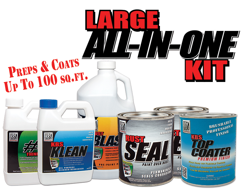 Large All-In-One Kit