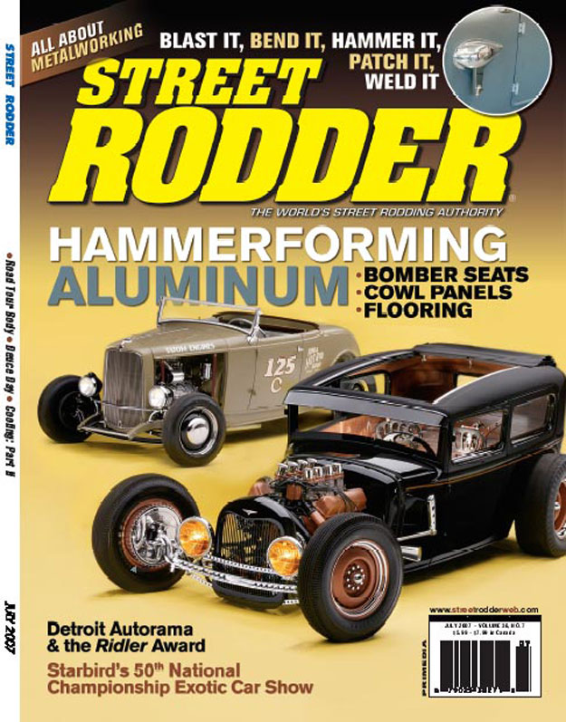 Street Rodder Magazine >> Street Rodder Magazine Kbs Coatings Stop Rust Cover Page